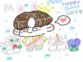 5/22 토끼완.. : 5/22 토끼완댜님 생일 축하해요\'^\'♡ 스케치판,sketchpan