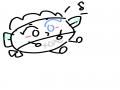밥씨 신났.. : 밥씨 신났다 ㅇㅁㅇ! 스케치판 ,sketchpan