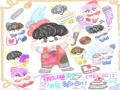 #HappyEXOL.. : #HappyEXOLDay  #엑소엘_7살_축하해  우리 오래보자!!!! 많이 사랑한돠!!!! 스케치판,sketchpan