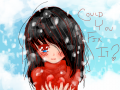 Could You Fix It? : I was thinking about breaking up with my boyfriend, but since it's almost Christmas, I'm going to make it a painless as possible, and wait till next year, when we come back to school. 스케치판 ,sketchpan