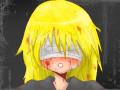 Help?! : She needs help; she's been beaten too much. 스케치판 ,sketchpan