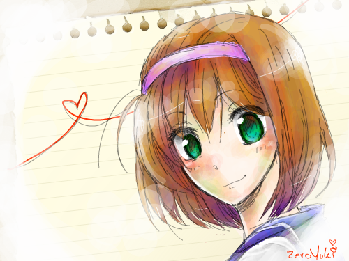 Doodle ^-^ : Just havin' some fun with colors  `u` 스케치판 ,sketchpan