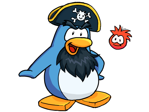 Play free club penguin games online