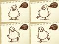 happy life : 행복한 오리 스케치판 ,sketchpan
