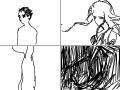 내일도 나가다니 : 멘탈 바사삭 스케치판 ,sketchpan